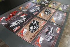 Targhe personalizzate - Campionato Modellismo