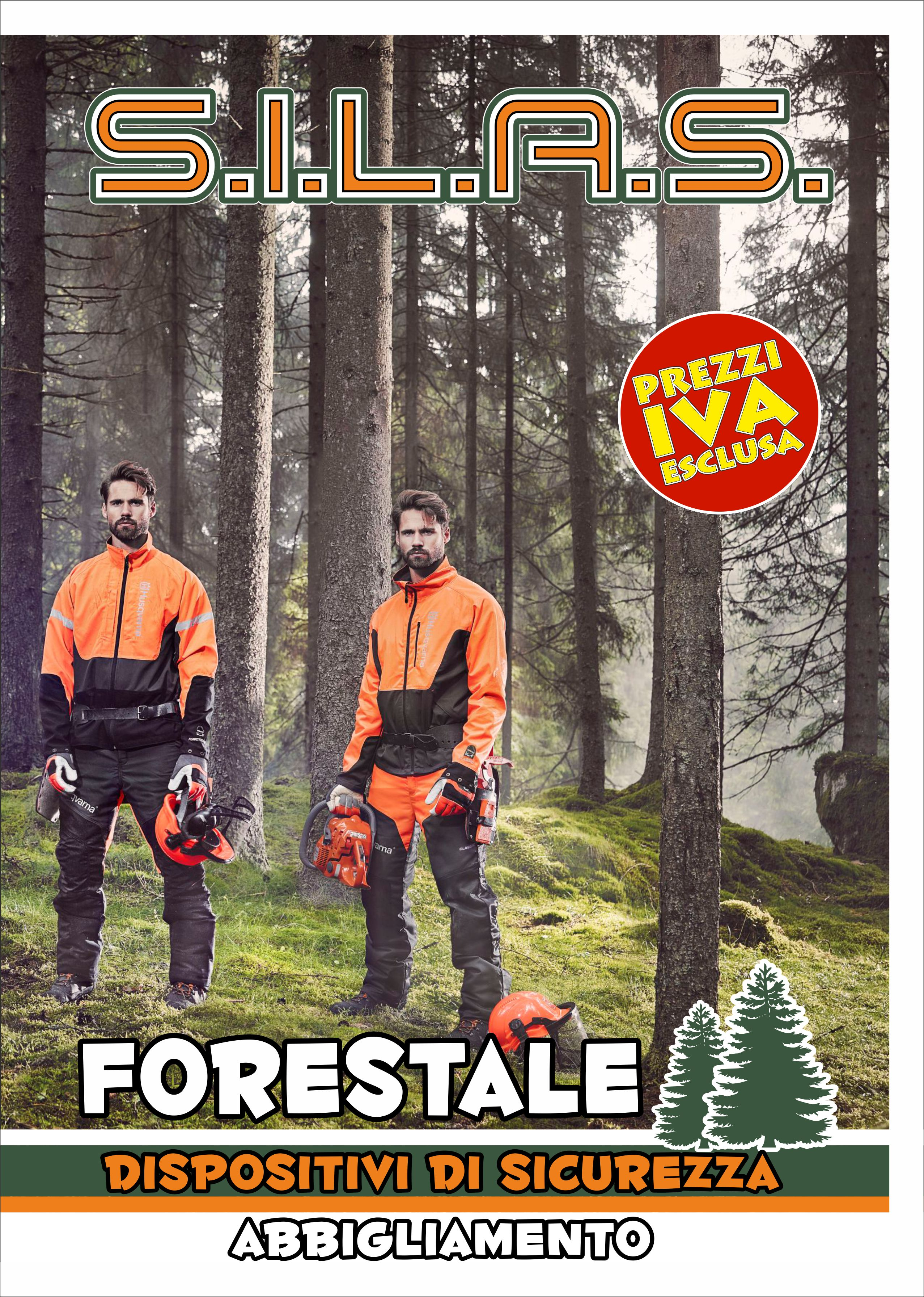 Copertina forestale
