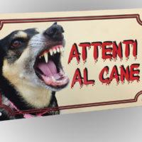 Targa-personalizzata—Attenti-al-cane
