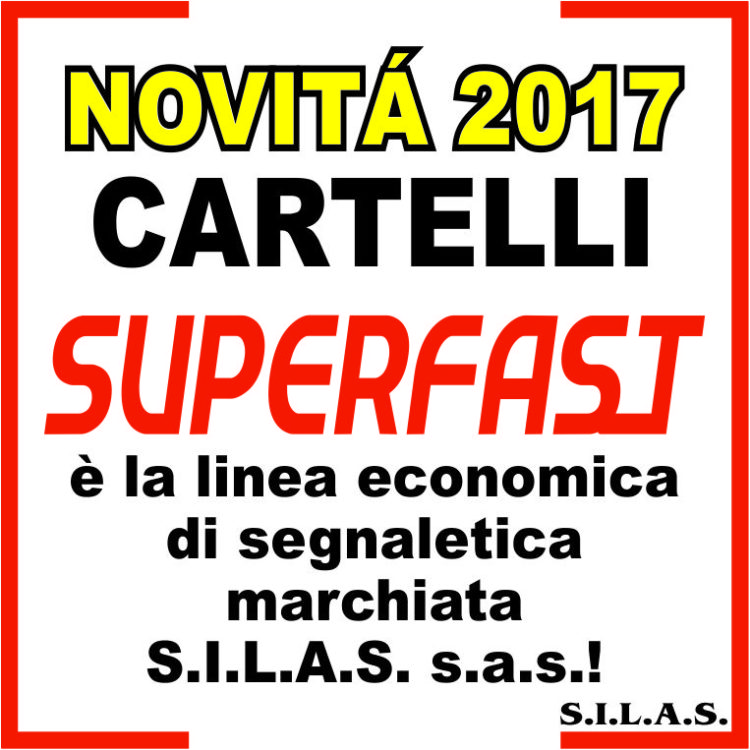 CARTELLI SUPERFAST