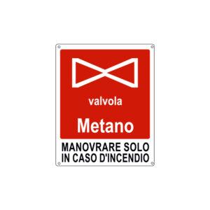 VALVOLA METANO 250x310 mm