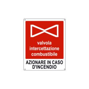 VALVOLA INTECETTAZIONE COMBUSTIBILE 250x310 mm