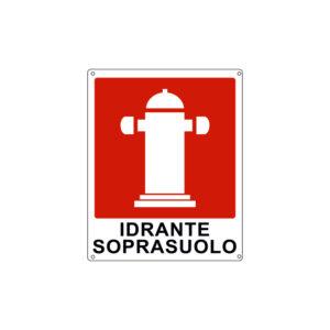 IDRANTE SOPRASSUOLO 250x310 mm