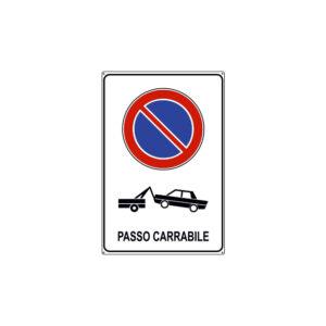 PASSO CARRABILE 200x300 mm